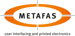 Metafas user interfacing and printed electronics